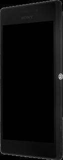 Sony Xpéria M2 - Premiers pas - Découvrir les touches principales - Étape 5