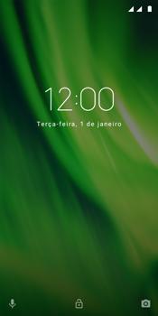 Motorola Moto G6 Play - Funções básicas - Como reiniciar o aparelho - Etapa 6