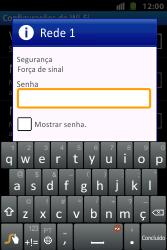 Huawei U8667 - Wi-Fi - Como configurar uma rede wi fi - Etapa 8