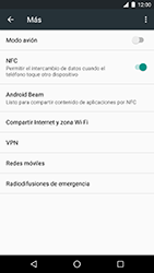 LG Google Nexus 5X (H791F) - Red - Seleccionar una red - Paso 5