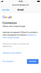 Apple iPhone SE - iOS 11 - E-mail - Configurer l