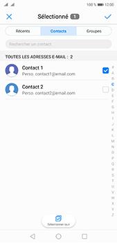 Huawei P20 Pro - E-mail - envoyer un e-mail - Étape 5