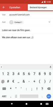 Google Pixel 2 XL - E-mail - Hoe te versturen - Stap 10
