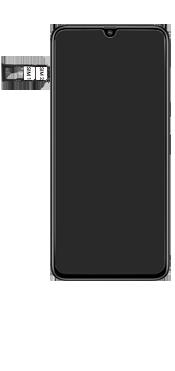 Samsung Galaxy A70 - Device - Insert SIM card - Step 5
