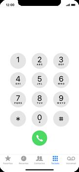 Apple iPhone X - SMS - Como configurar o centro de mensagens -  5