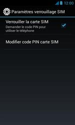 Bouygues Telecom Bs 402 - Sécuriser votre mobile - Personnaliser le code PIN de votre carte SIM - Étape 6
