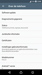 Sony Xperia X Performance (F8131) - Toestel - Software update - Stap 6