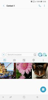 Samsung Galaxy A7 (2018) - MMS - afbeeldingen verzenden - Stap 8