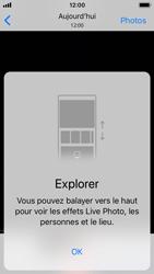 Apple iPhone SE - iOS 11 - Photos, vidéos, musique - Créer une vidéo - Étape 10