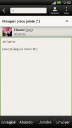 HTC One S - E-mails - Envoyer un e-mail - Étape 16