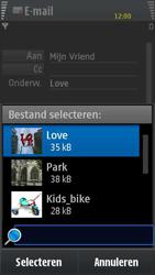 Samsung I8910 HD - E-mail - hoe te versturen - Stap 14