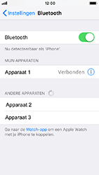 Apple iPhone SE - iOS 12 - Bluetooth - koppelen met ander apparaat - Stap 8