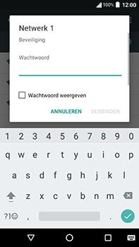 Acer Liquid Zest 4G Plus - Wi-Fi - Verbinding maken met Wi-Fi - Stap 7