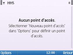 Nokia E5-00 - Mms - Configuration manuelle - Étape 8