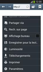 Samsung Galaxy Core Plus - Internet - Configuration manuelle - Étape 21
