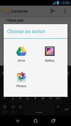 HTC Desire 310 - E-mail - Sending emails - Step 13