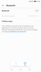 Huawei P10 - Android Oreo - Bluetooth - connexion Bluetooth - Étape 7