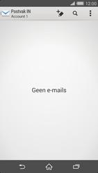 Sony D6503 Xperia Z2 - E-mail - e-mail instellen: IMAP (aanbevolen) - Stap 4