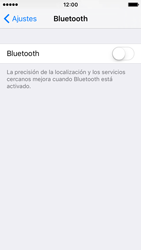 Apple iPhone SE - Bluetooth - Conectar dispositivos a través de Bluetooth - Paso 4