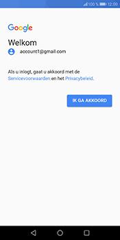 Huawei P Smart - E-mail - Handmatig instellen (gmail) - Stap 12