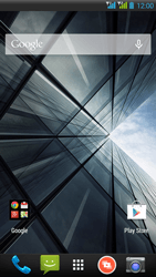 HTC Desire 516 - E-mail - E-mails verzenden - Stap 1