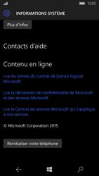 Microsoft Lumia 550 - Appareil - Restauration d