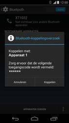 Motorola Moto G (1st Gen) (Kitkat) - Bluetooth - headset, carkit verbinding - Stap 7