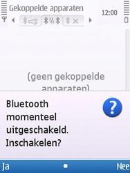 Nokia C5-00 - Bluetooth - koppelen met ander apparaat - Stap 10