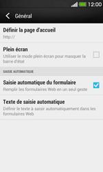 HTC Desire 500 - Internet - Configuration manuelle - Étape 24