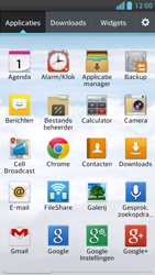 LG P875 Optimus F5 - E-mail - handmatig instellen - Stap 3