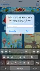 Apple iPhone 6s iOS 10 - Aplicações - Como pesquisar e instalar aplicações -  16