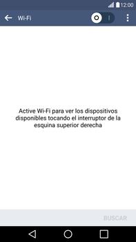 LG G4 - WiFi - Conectarse a una red WiFi - Paso 5