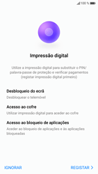 Huawei P9 Lite - Android Nougat - Primeiros passos - Como ligar o telemóvel pela primeira vez -  20