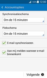 Samsung G357 Galaxy Ace 4 - E-mail - handmatig instellen - Stap 17