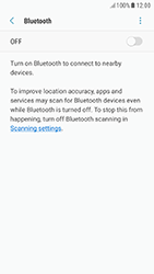Samsung Galaxy A3 (2017) (A320) - Android Nougat - WiFi and Bluetooth - Setup Blue Tooth Pairing - Step 6