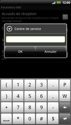 HTC Z715e Sensation XE - SMS - Configuration manuelle - Étape 7