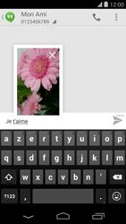 LG D821 Google Nexus 5 - MMS - Envoi d