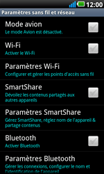 LG P990 Optimus 2X Speed - Wifi - configuration manuelle - Étape 4