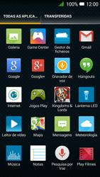 Alcatel Pixi 3 - SMS - Como configurar o centro de mensagens -  3