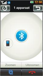 LG GD880 Mini - Bluetooth - headset, carkit verbinding - Stap 5