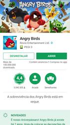 Samsung Galaxy A5 - Aplicativos - Como baixar aplicativos - Etapa 19