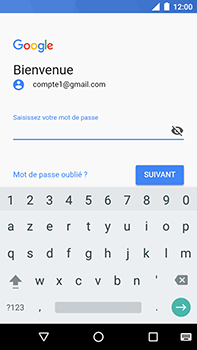 Motorola Moto E4 Plus - E-mails - Ajouter ou modifier votre compte Gmail - Étape 10
