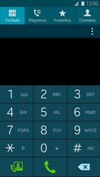 Samsung G900F Galaxy S5 - Chamadas - Como bloquear chamadas de um número específico - Etapa 4
