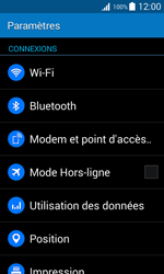 Samsung G318H Galaxy Trend 2 Lite - Bluetooth - connexion Bluetooth - Étape 6