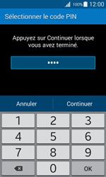 Samsung Galaxy Ace 4 - Sécuriser votre mobile - Activer le code de verrouillage - Étape 8