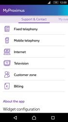 Sony Xperia M5 - Applications - MyProximus - Step 21