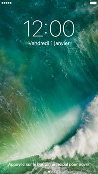 Apple Apple iPhone 6s Plus - iOS 10 - Device maintenance - Effectuer une réinitialisation logicielle - Étape 4