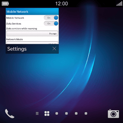 BlackBerry Q5 - Internet - Manual configuration - Step 12
