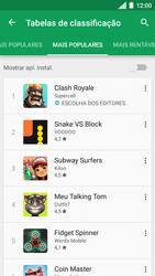 Motorola Moto C Plus - Aplicações - Como pesquisar e instalar aplicações -  9