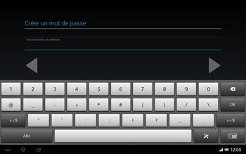 Sony SGP321 Xperia Tablet Z LTE - Applications - Télécharger des applications - Étape 12